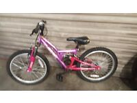Free girls bike