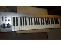 M Audio Keystation