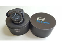 Samsung S3 Frontier Watch - Black. Immaculate condition.