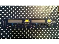 TL-Audio Pa-1 Dual Pentode Valve ClassicsPreamplifier TL Audio mic preamp stereo 2 channel PA1 box