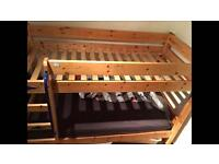 Thuka bunk bed ( pick up from oldham near Manchester)