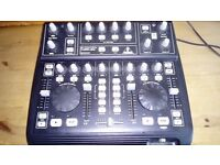 Behringer bcd3000 controller for mixing USB