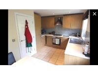 Fully fitted second hand kitchen with appliance