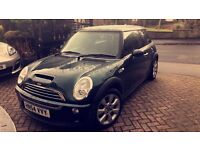 Mini Coopers S 1.6 supercharged 54reg fsh top spec cheapest in the U.K.