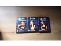 Buffy the vampire slayer dvds