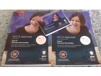 ACCA P1 BPP Study Text, Exam kit and Passcards for June 2017