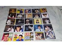 ELVIS PRESLEY CDS AND MUCH MORE