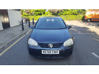 2005 Volkswagen Golf 1.9 Blue 5dr Hatchback Automatic diesel MOT Sep2018 Full service history