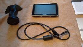 Garmin 4NSF Portable SatNav with bluetooth phone and music functions