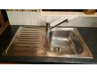 Used Stainless Steel Kitchen Sink