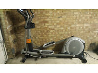Nordic Track E11.0 Rear Drive Folding Elliptical Cross Trainer Perfect Condition