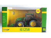 John Deer, Tractor with Loader 6125R