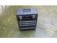 Mobile Rolling Suitcase Tool Box