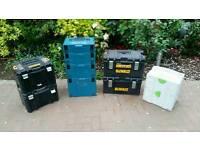 Power tools box