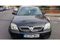 2005 vauxhall vectra 2.2 petrol AUTOMATIC HPI CLEAR DRIVES PERFECT MOT