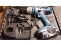 eurbauer screwdriver 18v
