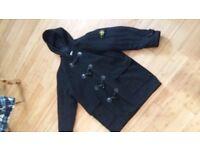Stone island duffled coat RRP £220 now £80 M-L