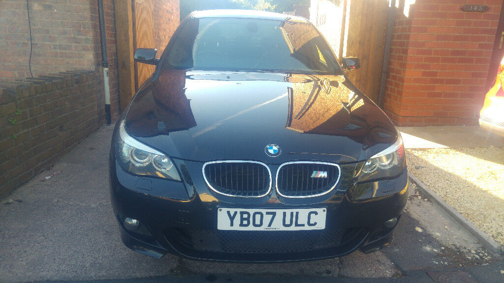 BMW 5 SERIES 2.0 520d M 5dr Repaired CAT D