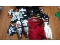 Hockey equipment (ITECH)