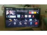 "Samsung 64"" Smart 3D Tv"