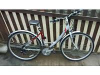 Unisex alloy frame bike