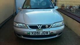 Vauxhall Vectra 1.8 5 door car
