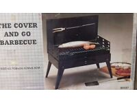Cover and go Barbecue