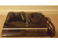 80GB PS3 with 2 pads and 30 games