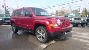 2016 Jeep Patriot BRAND NEW, 4X4, LEATHER, ROOF