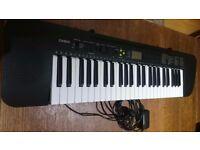 Casio CTK-240 49 Full-Size Keys Keyboard