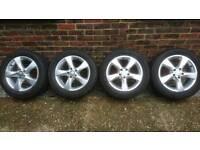 Mercedes Vito Wheels & Tyres