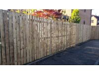 timber fences glasgow and ayrshire