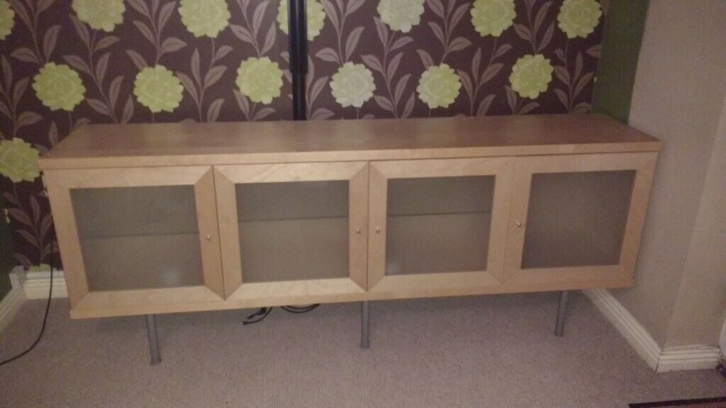 Ikea Sideboard with Lights in Bowerhill, Wiltshire Gumtree