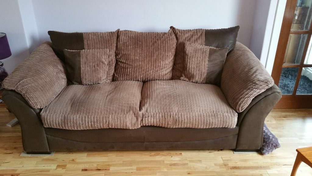 16350 3 seater sofa in Corstorphine Edinburgh  : 86 from www.gumtree.com size 1024 x 576 jpeg 104kB