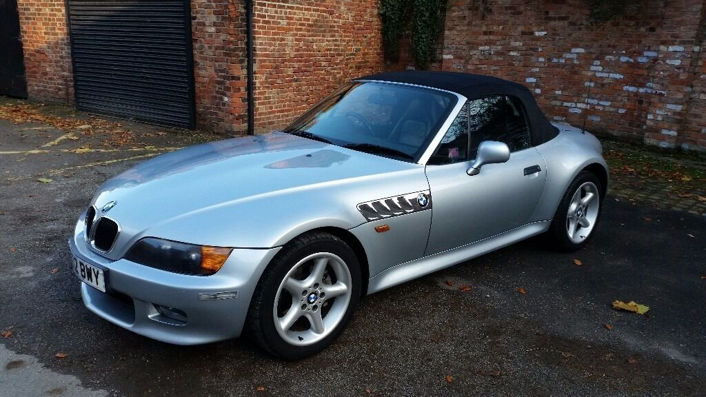 1998 Bmw Z3 2 8 Manual Only 84 000 Miles M Sport