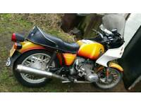 Bmw r80 1979 t reg 25000 miles possible local delivery