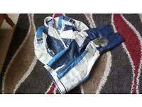 2 Piece Weise Motorcycle Leathers