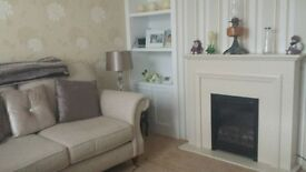 Beautiful 3 bedroom detached house to rent. part furnished