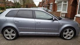 Audi A3 2 .0T FSI S LINE SPECIAL EDITION
