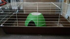 Guinea Pig/ Rabbit Indoor Cage
