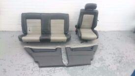 Mk2 Golf GTI leather interior