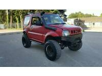 suzuki jimny offroader 4x4 runs and drives fine.. cheap