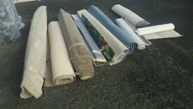 Joblot carpet of cuts all new