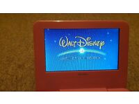 bush 7inch portable dvd