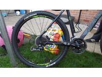 27.5 inch merida mountain bike