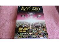 STAR TREK - ELVIS PRESLEY - TOP OF THE POPS- JAMES DEAN - ANNUALS/ ENCYCLOPEDIA BOOKS