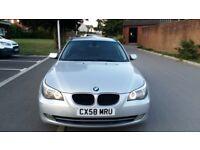 BMW 5 Series 520d Turning 58 reg