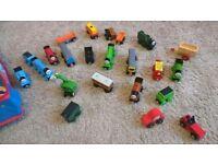 Brio trains, track & carry bag