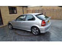 HONDA CIVIC VTI RARE IMMACULATE 2000 MODEL
