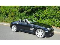 Chrysler Crossfire Convertible great condition